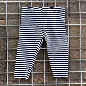 Kate Mack Baby Girl Nautical Stripe Leggings